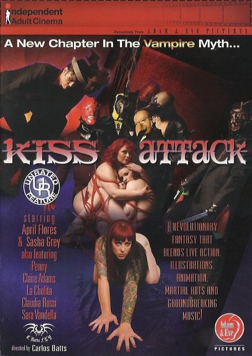 Kiss Attack Box Cover